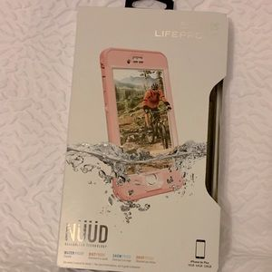 LifeProof iPhone 6s,7s,8s brand new case